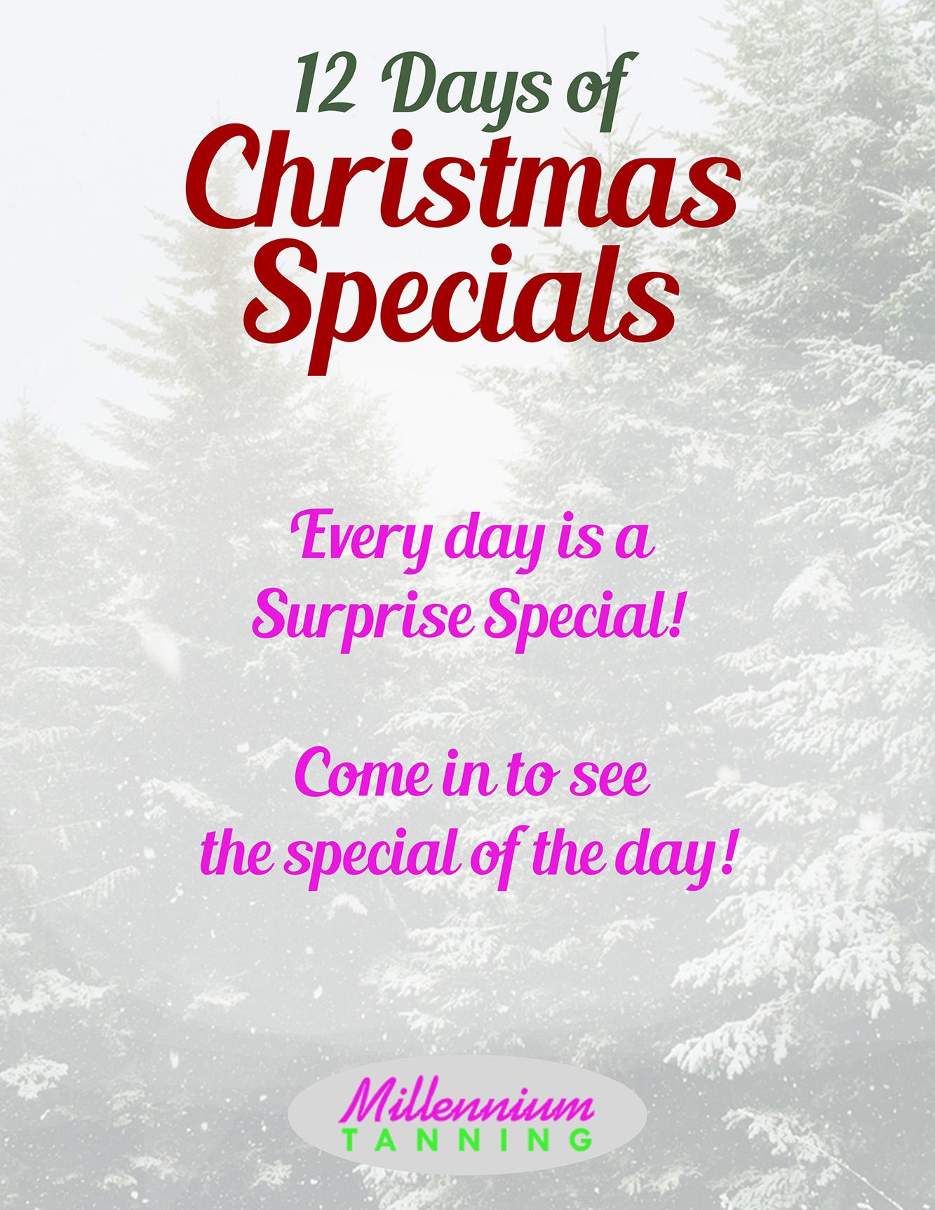 MilleniumTanning_ChristmasSpecial